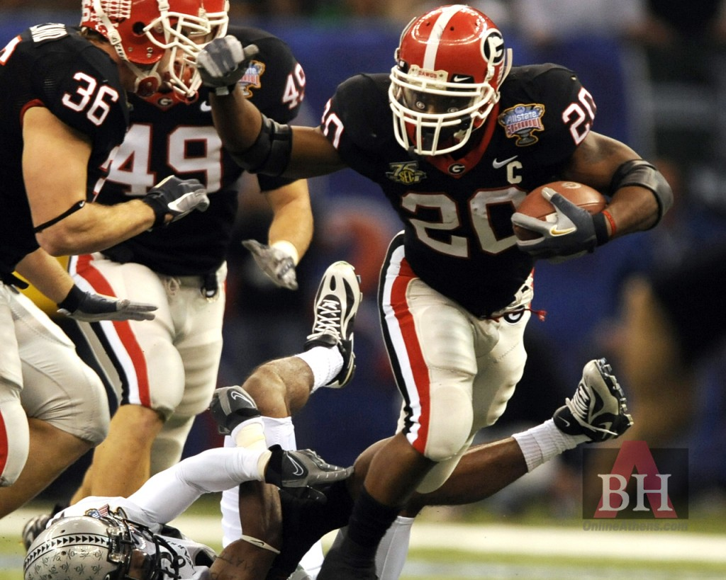 Georgia Bulldogs football